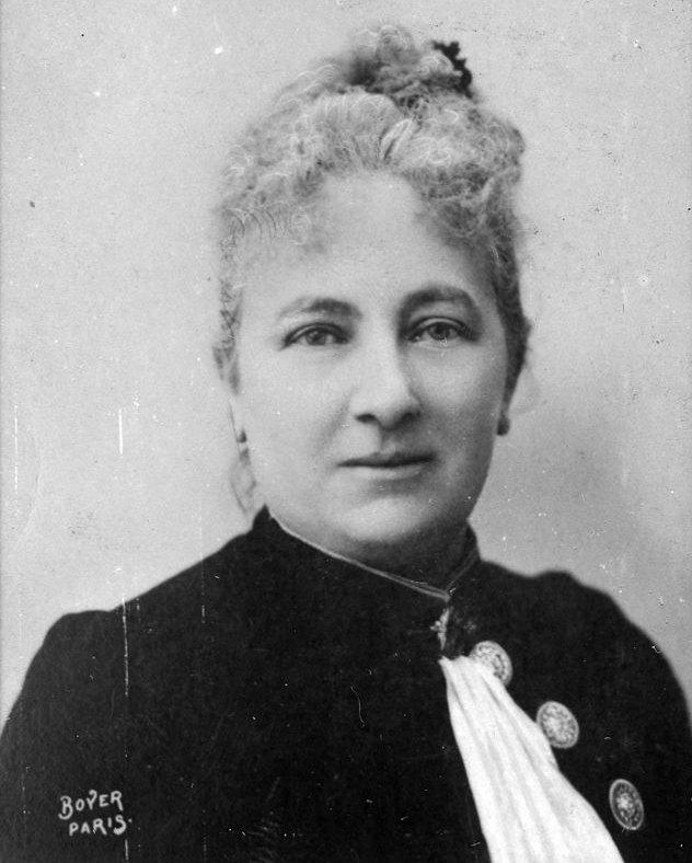 ADAM, Juliette (1836-1936) née le 4 octobre 1836 à Verberie (Oise). Elle meurt le 23 aot 1936 à Callian (Var), à l`âge de 99 ans publia de nombreux ouvrages de souvenirs sur le siège de Paris de 1870