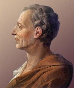 MONTESQUIEU, Charles Louis de Secondat (1689-1755) biographie, oeuvres, bibliographie, éditions anciennes